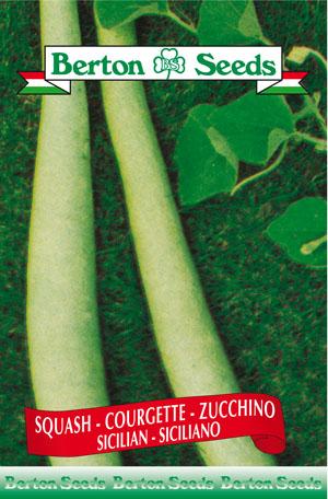 Sicilian Zucchini Seeds